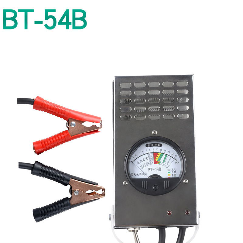 ELECALL Battery Tester pointer type BT-54B 12V 40A Automotive/ Car Battery Tester/ Alternator check battery detector цена и фото