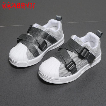 Baby Running Sneakers For Girls Boys 2019 New Spring Autumn Fashion Children Sports Shoes Girls Princess Pink Shoes EUR 21-30