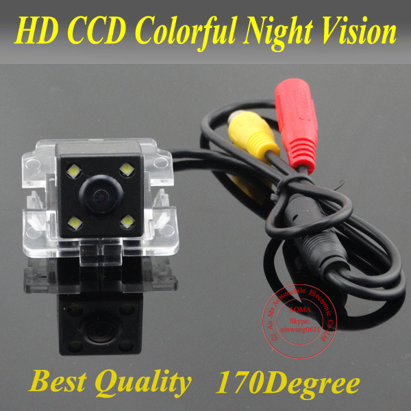 For Mitsubishi Outlander Car Rear View Reverse Backup Camera free shipping HD CCD Best Night Vision