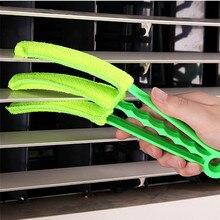 ABS многофункциональные автомобильные аксессуары кондиционер кисточка для пыли и грязи щетка для очистки автомобиля кондиционер щётка для вентиляционных штор щетка для очистки