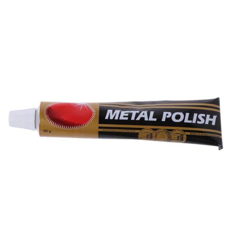 50 Gram Metal Polishing Paste Scratch Repair For Car Metal Kitchen Cleaning