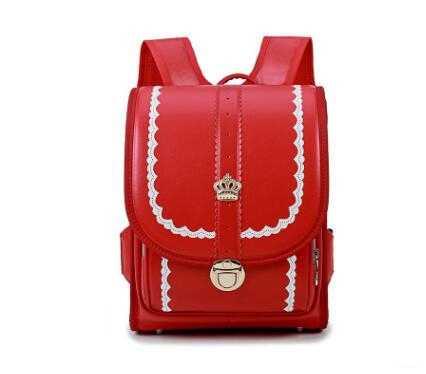 2019 детский ортопедический школьный портфель детский японский рюкзак для девочек PU Hasp Randoseru японский стиль детские школьные рюкзаки сумки