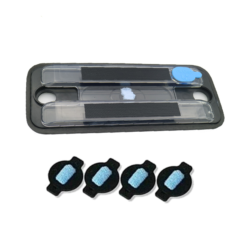 1 wet tray + 4 Water Wick Cap Parts for iRobot Braava 380 380t 5200 Mint5200C 4200A 4205 Braava 380 Braava 380T Braava3201 wet tray + 4 Water Wick Cap Parts for iRobot Braava 380 380t 5200 Mint5200C 4200A 4205 Braava 380 Braava 380T Braava320