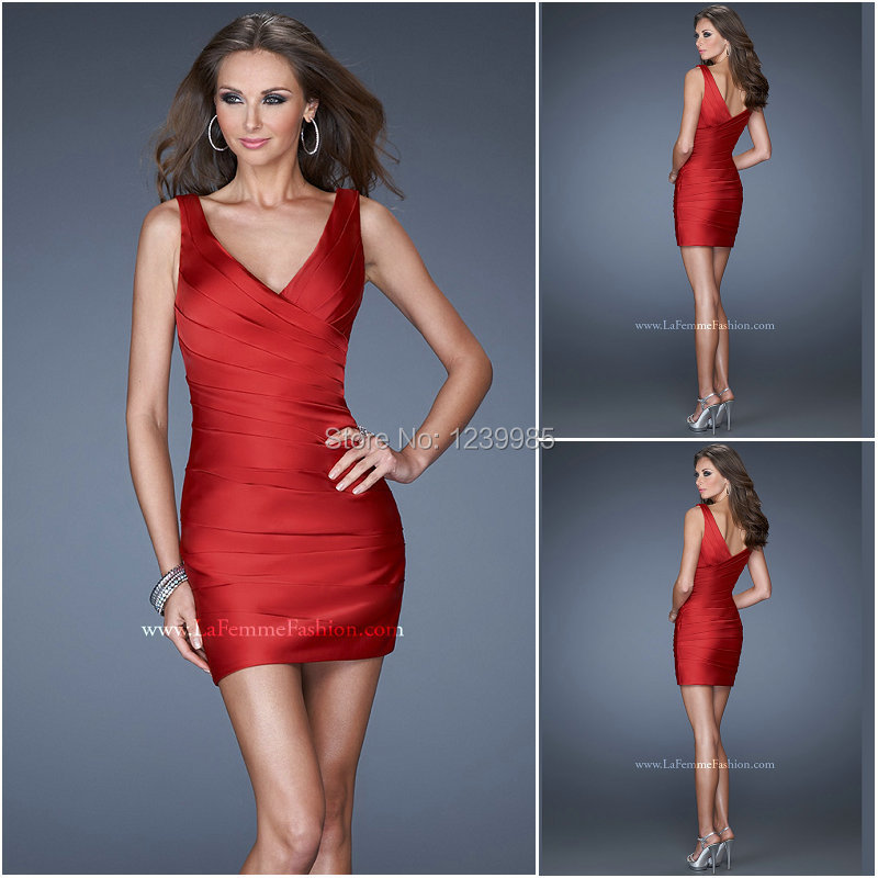 Compare Prices on Cocktail Red Dress- Online Shopping/Buy Low ...