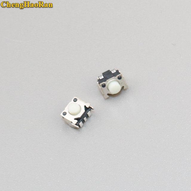 ChengHaoRan-interrupteur Tact cms | 5 pièces 3*4mm, commutateurs tactiles à Micro bouton de poussée 3X4mm pour caméra numérique