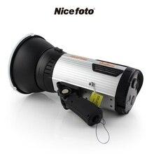 NiceFoto nflash 600 600W  2.4G Wireless GN68 HSS 1/8000S Studio Flash High Speed Speedlite outdoor flash 600w