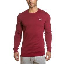 NUEVA tiburón Sudaderas camisetas hombre masculina capa Muscular Culturismo y fitness camisetas de los hoodies de ropa deportiva para hombres