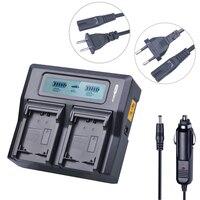 NP FV100 NP FV100 NPFV100 FV100 LCD Rapid Battery Charger for SONY NP FV30 NP FV50 NP FV70 SX83E SX63E FDR AX100E Camera Battery