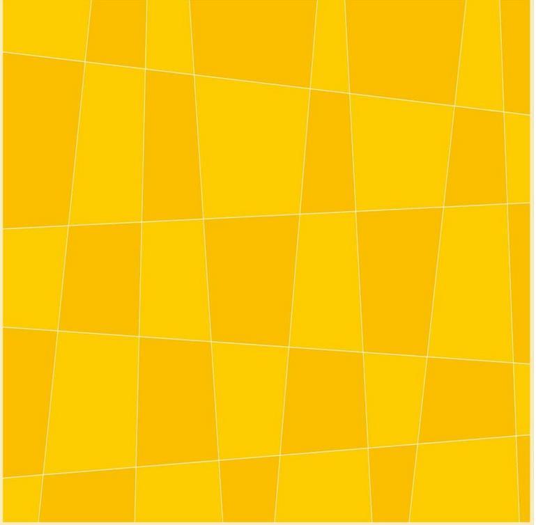 3d floor painting wallpaper yellow lattice box background 3d floor