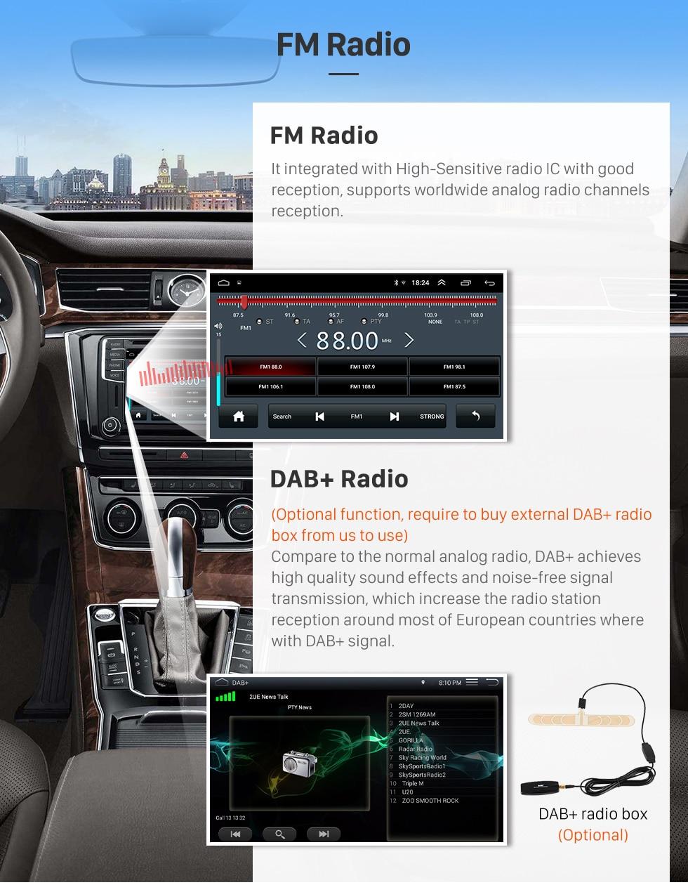 Multimedia FJ Nissan Wifi 9