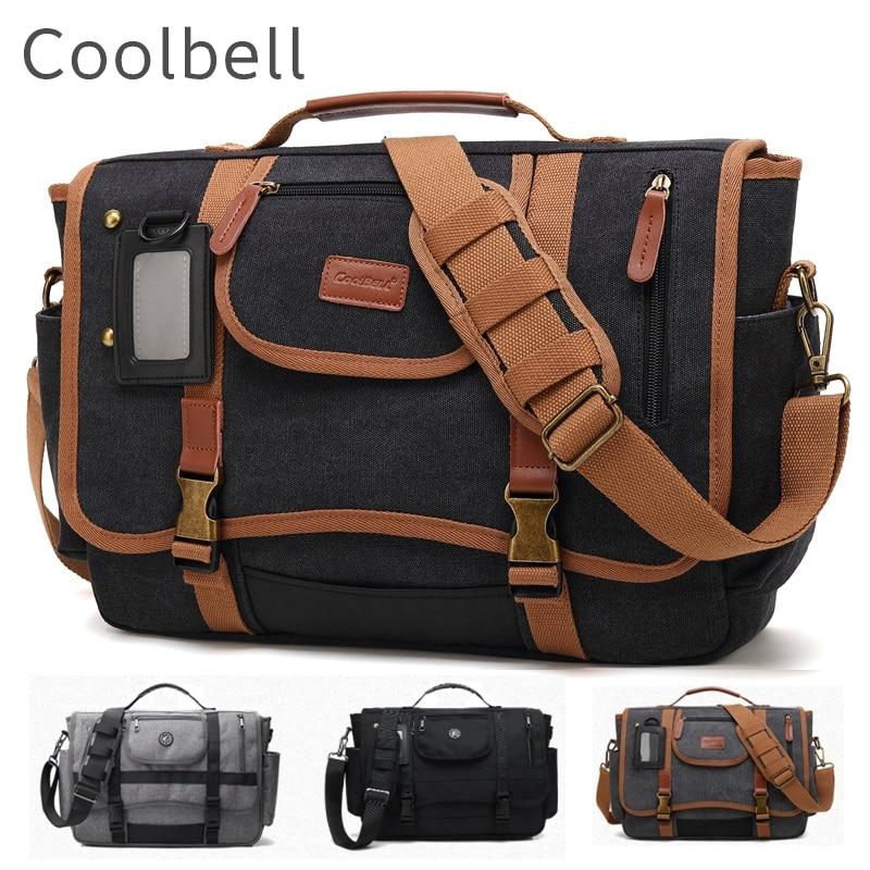 2019 Newest Coolbell Brand Messenger Bag For Laptop 15
