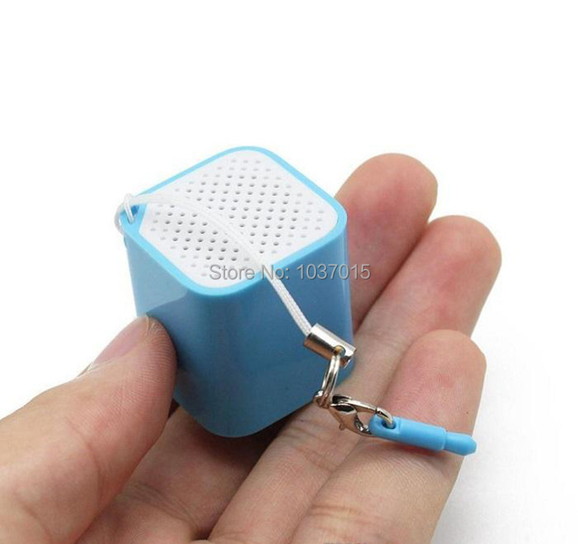 US $1250 0 |Smallest Bluetooth Speaker Wireless Smart Sound Box With Hands  free MIC with Remote Shutter Function, 200pcs DHL Free shipping-in Portable