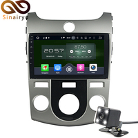 Sinairyu 9 Inch RAM 4GB Android 6 0 Or 7 1 Car DVD Player Fit Kia