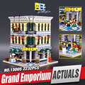 Lepin 15005 2182 unids genuino grand city creator emporio modelo kits de construcción de juguete ladrillo compatible con juguetes educativos 10211