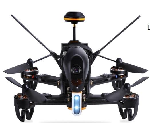 Walkera F210 Anti collision Racing font b Drone b font W OSD 700TVL BNF Camera Free