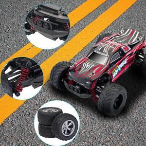Image 5 - RC سيارة 1:20 4WD عالية السرعة على الطرق الوعرة التحكم عن بعد سيارة 45 km/h 2.4 GHz جميع التضاريس راديو التحكم سباق شاحنة كبيرة 1500 mAh