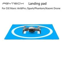 Mavic PGYTECH Estacionamento Avental Dobrável Portátil Pista de Pouso Para DJI Air & Pro/Faísca/Fantasma/Xiaomi Zangão