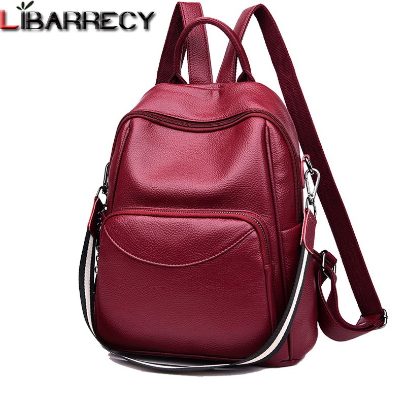 Fashion Backpack Women Luxury Leather Backpack Female Large Capacity Travel Bag Bookbag Designer Leisure Shoulder Bags for WomenFashion Backpack Women Luxury Leather Backpack Female Large Capacity Travel Bag Bookbag Designer Leisure Shoulder Bags for Women