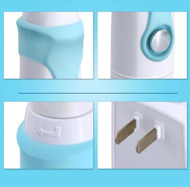 Prova D' Água Universal Rotary Elétrica Cabeças