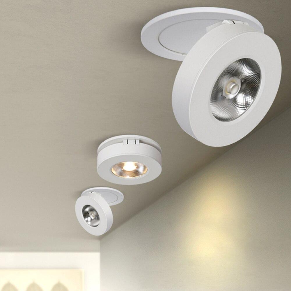 luz para sala de estar e27 ajustavel led 110 v 02
