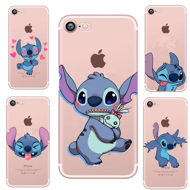 coque iphone 6 stiche