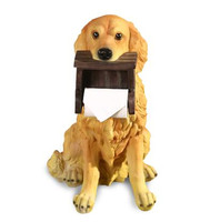 European Style Kitchen Foxhound Paper Holder, Wall Hanging Home Decorative Tissue Box