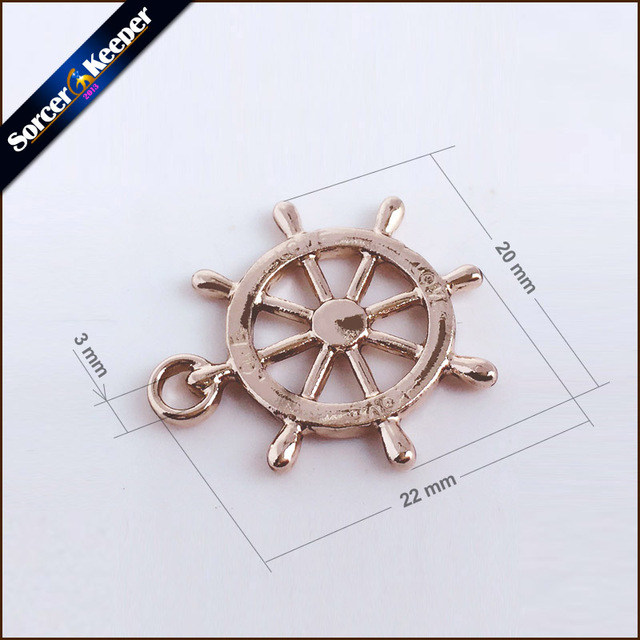 Wholesale charms fine jewelry 50pcs 2220 mm kc gold tone steering wholesale charms fine jewelry 50pcs 2220 mm kc gold tone steering wheel charms pendants aloadofball Gallery