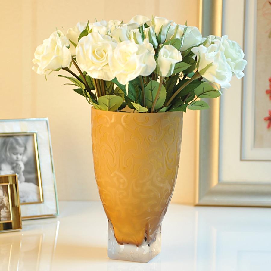 Top Hot Vase Home Decorations Large Vase Flower Glass Vase Furnishings Vase In Vases From Home