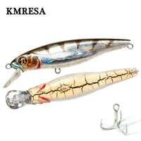 swimbait 8.5cm 9g hard minnow fishing lure floating Wobblers crank bait bass bait artificial pike carp lures Fishing