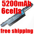 5200MAH laptop battery for ACER   Aspire 4755 4755G 4755Z 4755ZG 4771 4771G 4771Z 5250 5251 5252 5253 5253G 5333 5336 5551 5551G