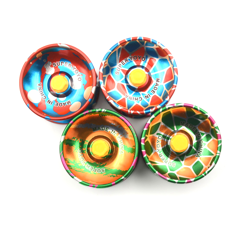 Toys & Hobbies Hot Yo Yo Ball Children Funny Toys Yoyo Professional Yoyo Outdoot Classic Kids Toys Various Styles Yoyos