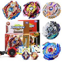New Beyblade Burst Starter Zeno Excalibur B-86 B-92 B-37 B-41 B-48 B-59 B-66 B-73 B-79 With Launcher And Box Gifts For Kids