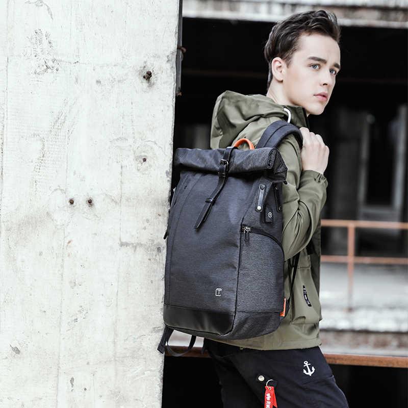 2019 модный мужской рюкзак wo для мужчин школьная дорожная сумка подходит для 15,6 ноутбука подростков водонепроницаемый рюкзак рюкзаки