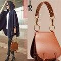 Remaches paquete Bolso de Las Mujeres de lujo famoso diseñador de la marca de LA PU de cuero bolsos de las señoras bolsos de mano envío gratis Femininas sac