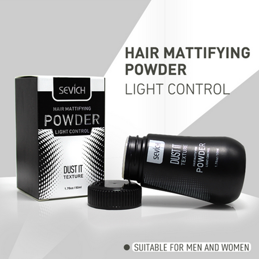 50ml Unisex Hairspray Best Dust It Hair Fluffy Powder Mattifying Powder Finalize The Hair Design Styling Gel Hair Volumizing