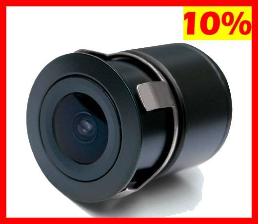 Universal Car Rear View Camera  Rearview Reverse Backup SM-802A parking assist reversing system