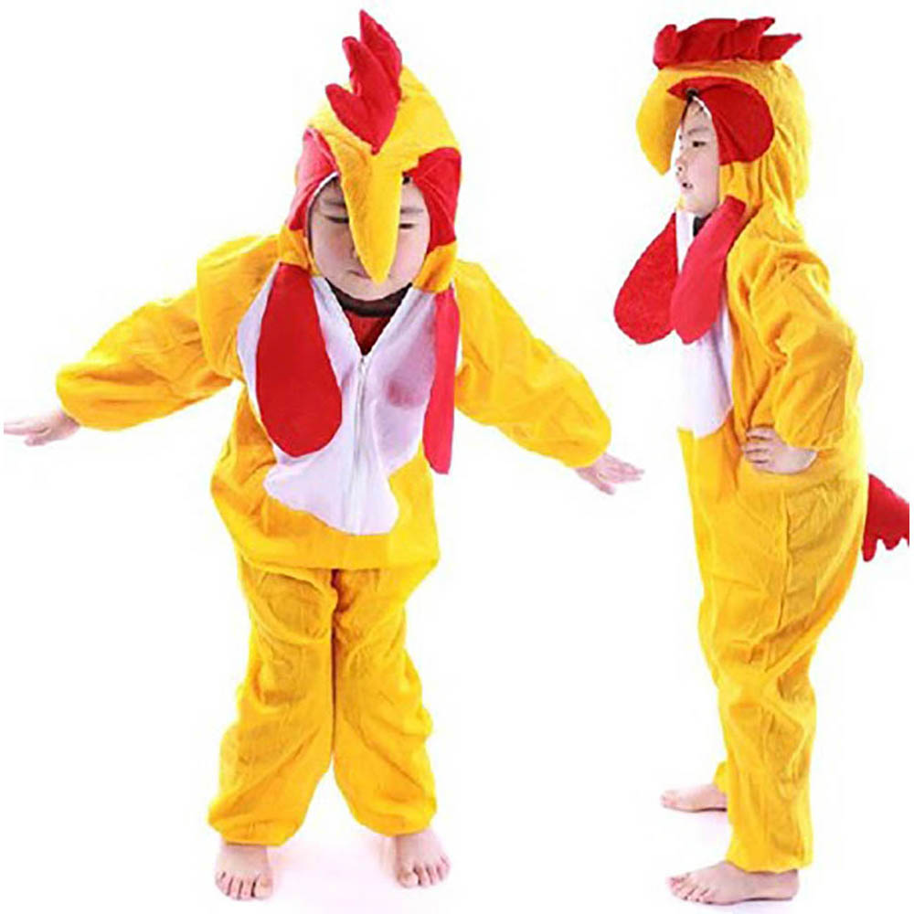 nios funky chicken costume nio pollo cock animal costume onesie jumpsuit leotardo de disfraces trajes de