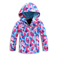 Children Winter Jackets For Girls Coat Baby Parkas Girl Clothing Autumn Waterproof Windproof Outerwear Kids Outdoor Clothes G110