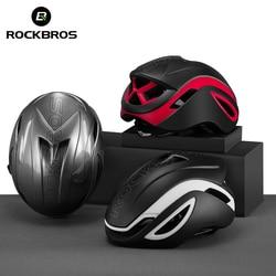ROCKBROS kask rowerowy mężczyźni Ultralight EPS + osłona z poliwęglanu MTB Triathlon kask rowerowy integralnie w formie kask rowerowy jazda na rowerze bezpiecznie Cap w Kaski rowerowe od Sport i rozrywka na