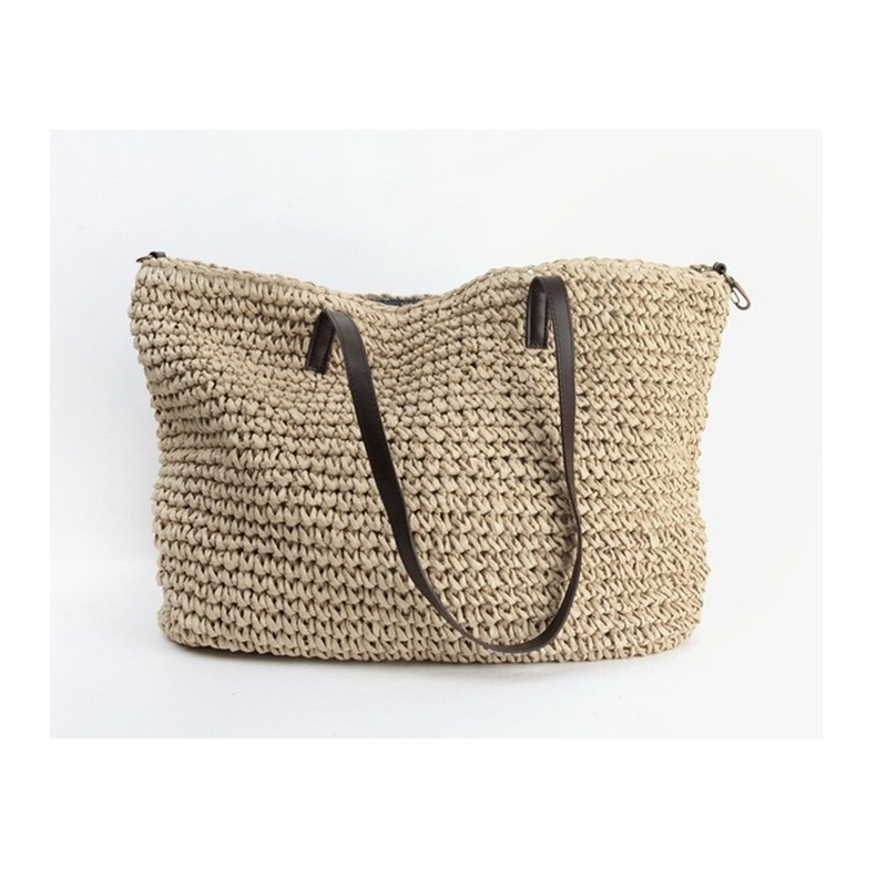 Popular Straw Hobo Bag-Buy Cheap Straw Hobo Bag lots from China ...
