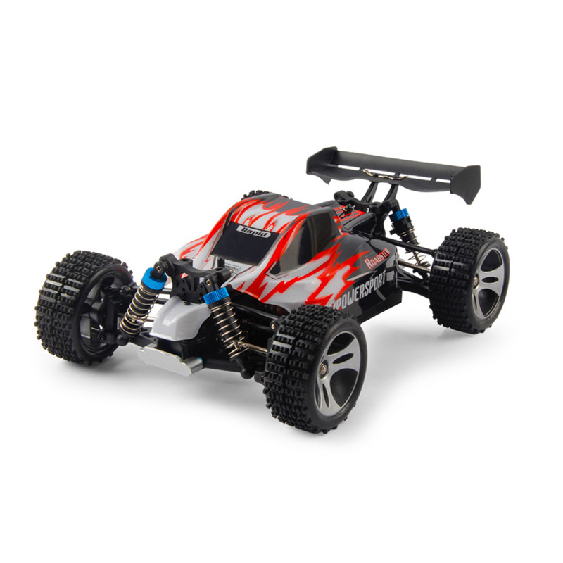 WL A959 1/18 Scale 2.4G RC Off-Road Racing Car with Anti-vibration System High Quality Dropshipping Free Shipping M24