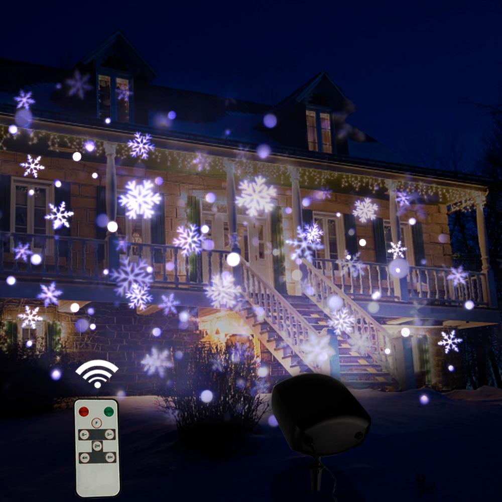 Vnl Ip65 Remote Control Led Christmas