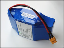 Free DHL for SAMSUNG Scooter Battery 36V 4.4AH Dynamic Lithium ion Battery Pack 4400MAH(China)