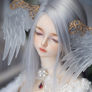 Image 3 - New Arrival Feeple60 Rendia Doll BJD 1/3 Fantastic Female Designers Wind of Hope Fairies Toys For Girls Unique Gift Fairyland