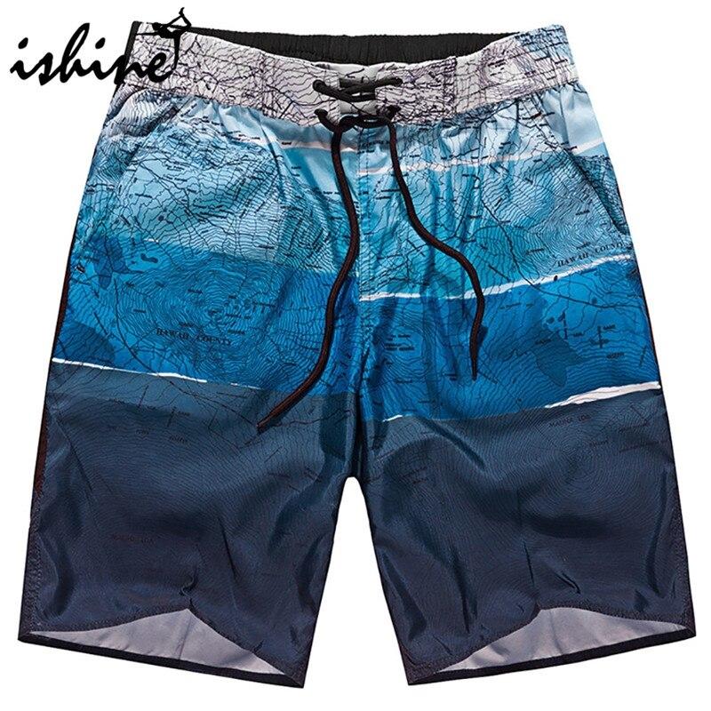 Neue Schnell Trocknend Sommer mens Strand board shorts surf siwmwear badeshorts für Männer Athletisch gym shorts jul21
