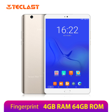 Teclast Master T8 Android 7.0 Tablets PC 8.4 inch 2560*1600 IPS MTK8176 Hexa Core 4GB RAM 64GB ROM Fingerprint Dual WiFi 13.0MP teclast m20 dual 4g phone tablet pc mt6797 x23 deca core 4gb ram 64gb rom android 8 0 10 1 inch 2560 1600 dual wifi gps phablet
