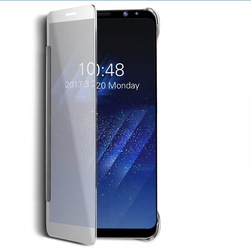 Untuk Samsung S8 S9 Kasus mewah Glitter Plating Cermin Keras Armor - Aksesori dan suku cadang ponsel - Foto 4