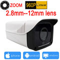 4X Zoom ip camera 960P HD Outdoor Waterproof cctv security system home surveillance p2p ipcam infrared cam Weatherproof JIENU