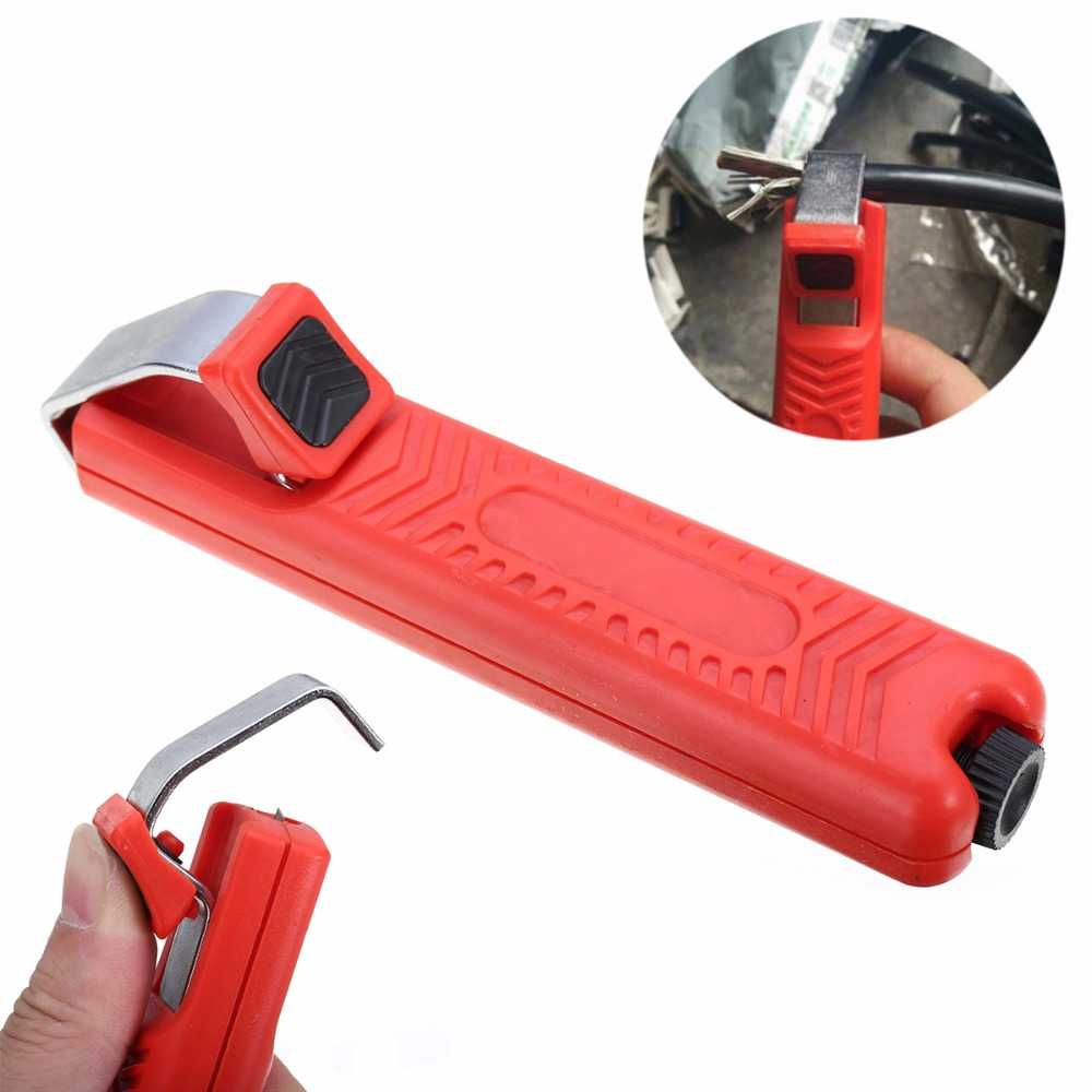 Pvc Crimping Tool : Pc mayitr ly wire stripper cutter cable plier