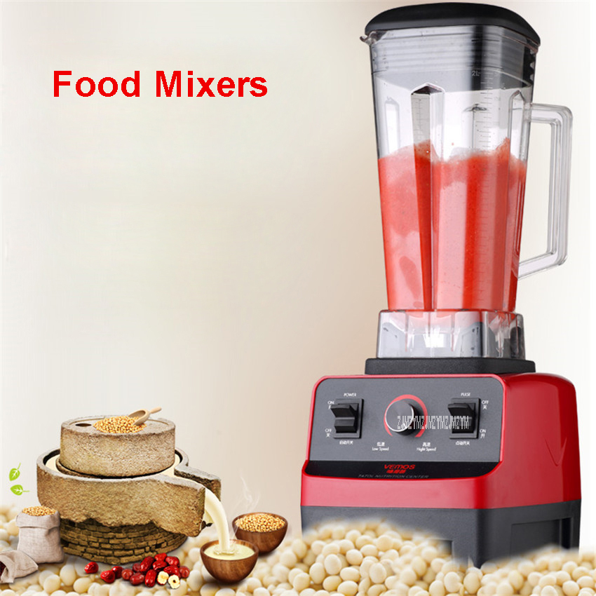 220V/50hz PB103 broken wall machine multi-function heating 2L Capacity home automatic soy milk mixer 2200W Food Mixers220V/50hz PB103 broken wall machine multi-function heating 2L Capacity home automatic soy milk mixer 2200W Food Mixers